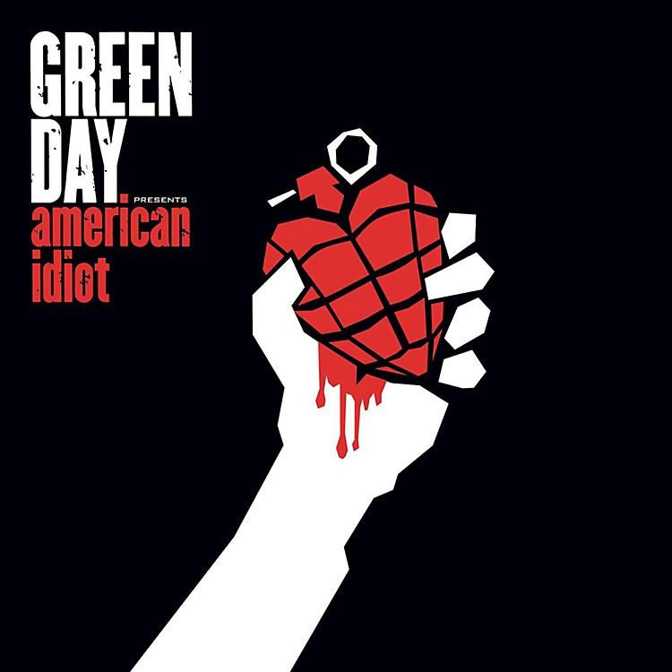 WEAGreen Day - American Idiot (2Lp 180 Gram Vinyl W/Poster)