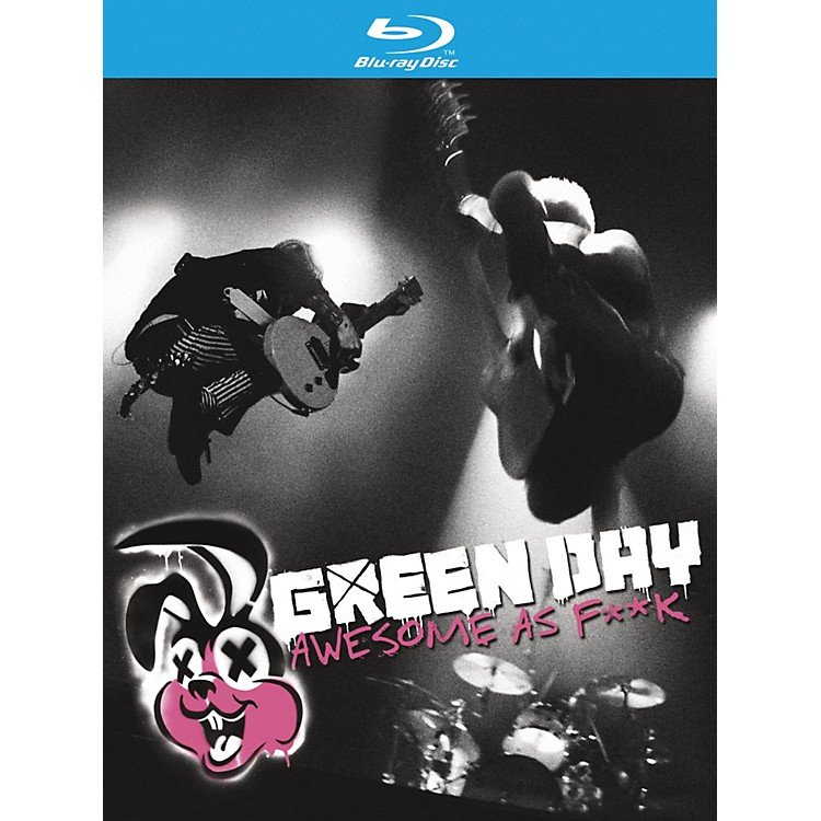 WEAGreen Day - Awesome As F**K CD & BLU-RAY or DVD