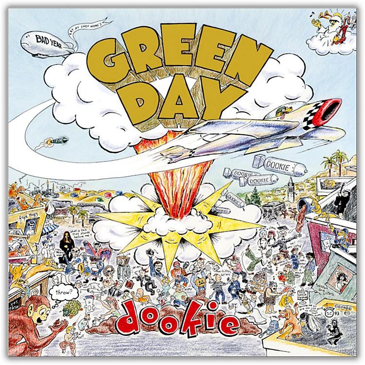 WEAGreen Day - Dookie Vinyl LP