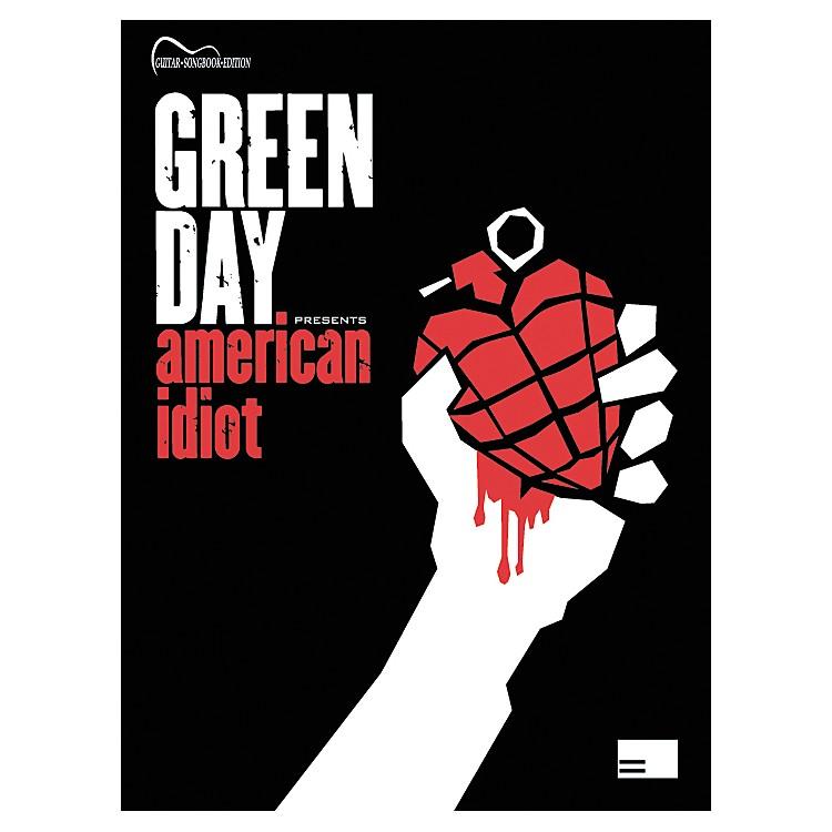 Hal LeonardGreen Day Presents American Idiot (Songbook)