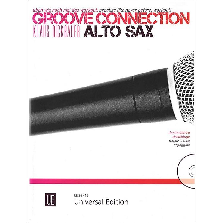 Carl FischerGroove Connection Score and CD - Alto Sax