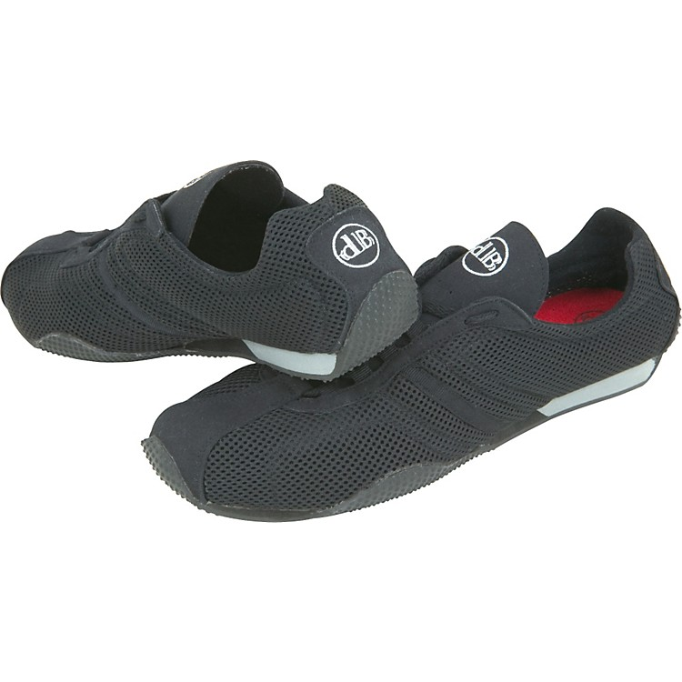 dB Groove Drum Shoes Black 10