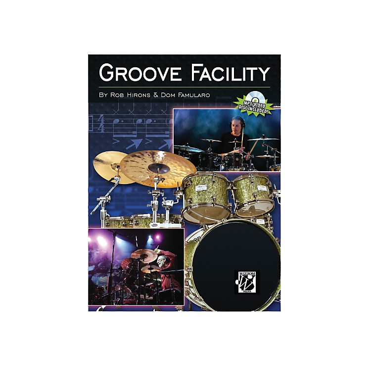 AlfredGroove Facility Book & CD