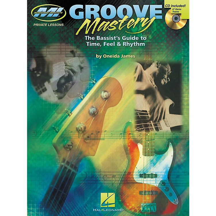 Musicians InstituteGroove Mastery (Book and CD Package)