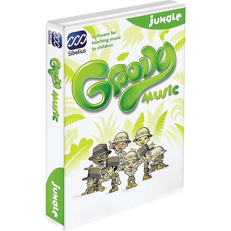 Sibelius Groovy Jungle Music Education Software Single