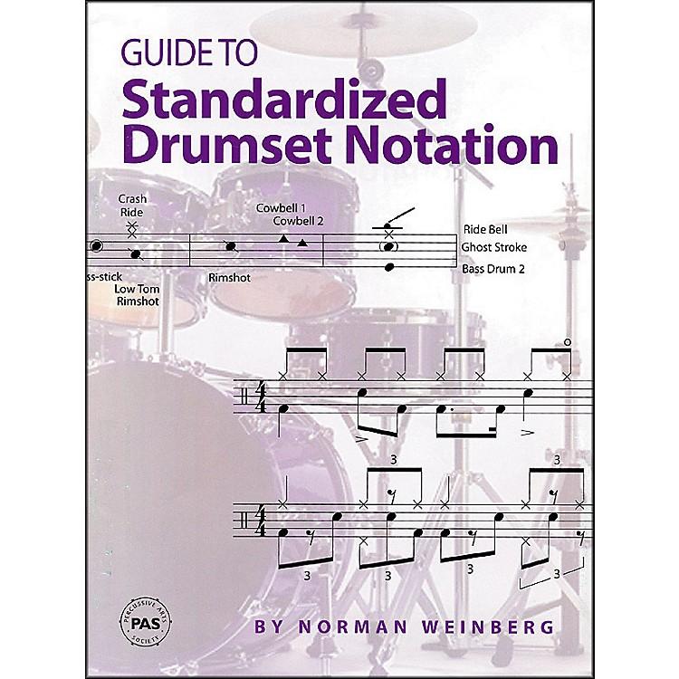 Hal LeonardGuide To Standardized Drumset Notation