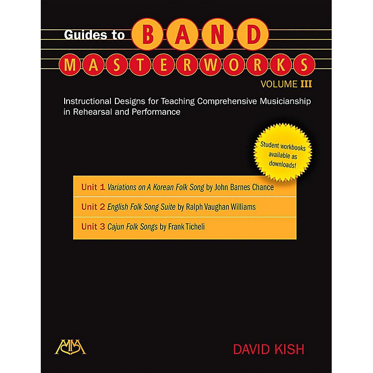 Meredith MusicGuides To Band Masterworks Vol. 3