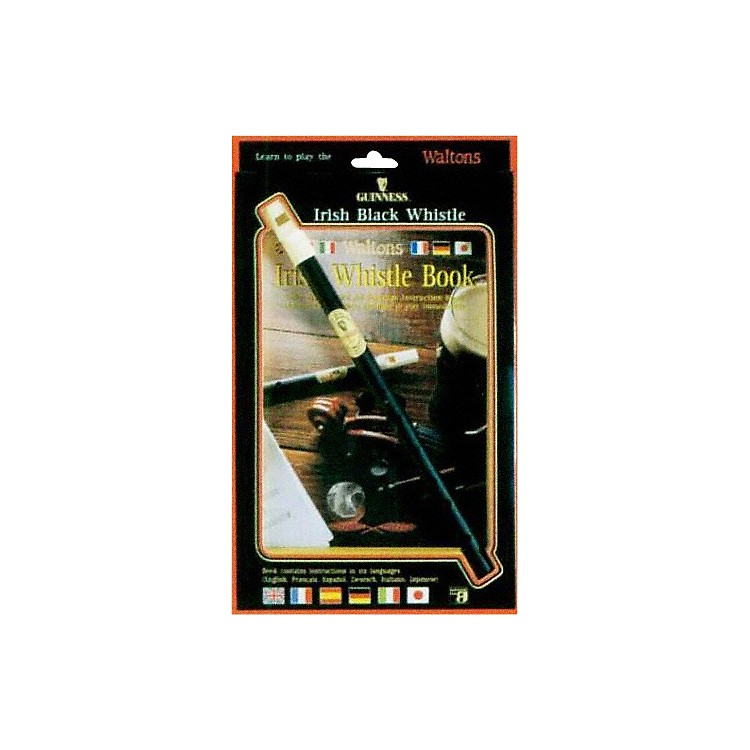 WaltonsGuinness Tin Whistle Package