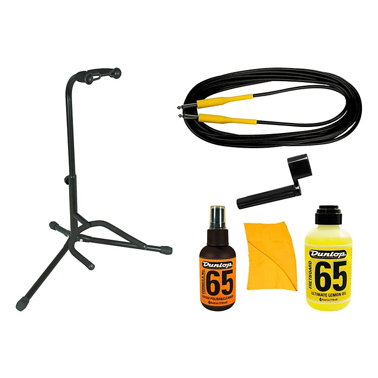 Musician's Gear Guitar Add-On Accessories Pack