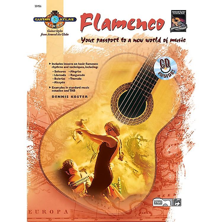 AlfredGuitar Atlas: Flamenco (Book/CD)