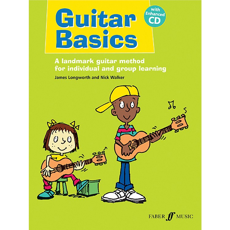 Faber Music Guitar Basics Book/CD