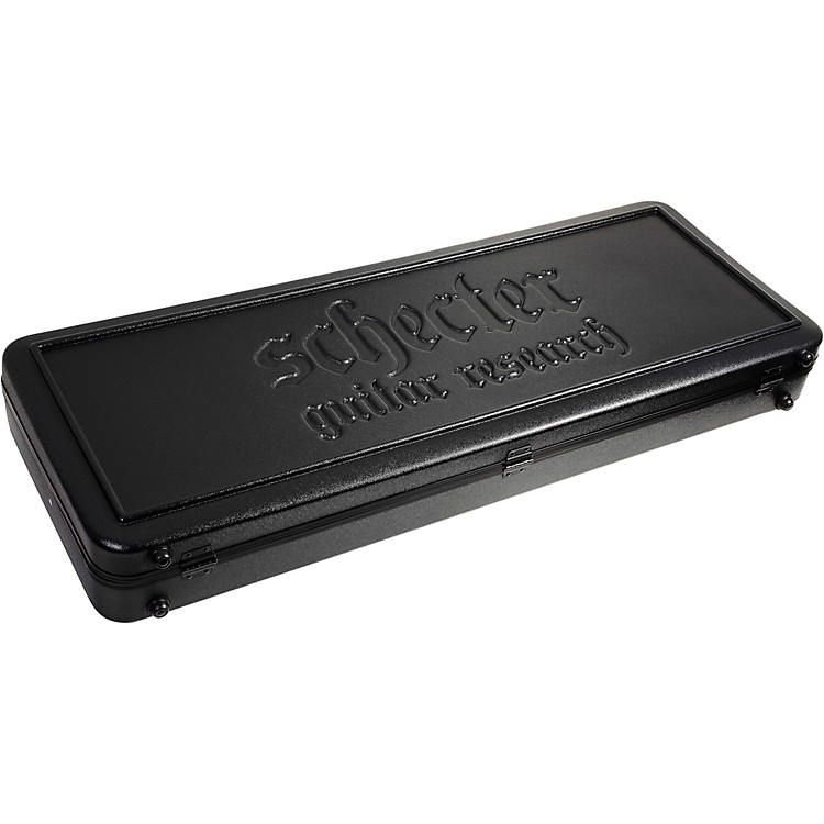 Schecter Guitar ResearchGuitar Case for S-1, Scorpion, Devil Tribal, and other S-series models