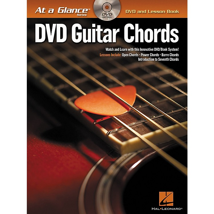 Hal Leonard Guitar Chords DVD with Tab