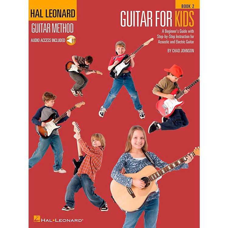 Hal LeonardGuitar For Kids - Level 2 (Hal Leonard Guitar Method) Book/Online Audio