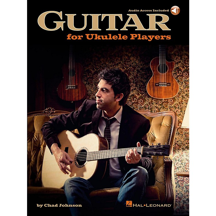 Hal LeonardGuitar For Ukulele Players Book/Audio Online