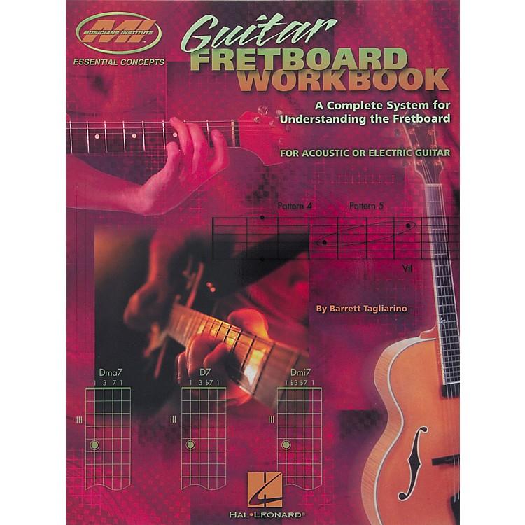 Musicians InstituteGuitar Fretboard Workbook Book