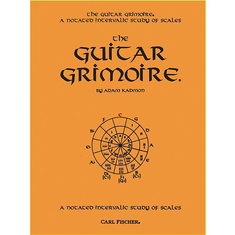 Carl FischerGuitar Grimoire - A Notated Intervallic Study of Scale