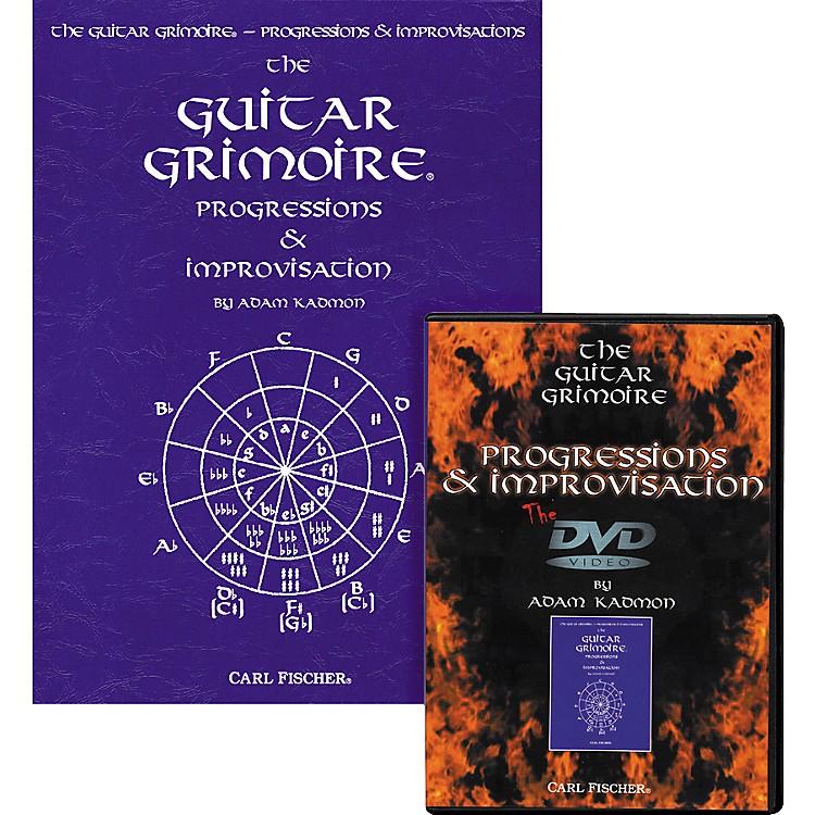 Carl FischerGuitar Grimoire Vol. 3 Pack (Book/DVD)