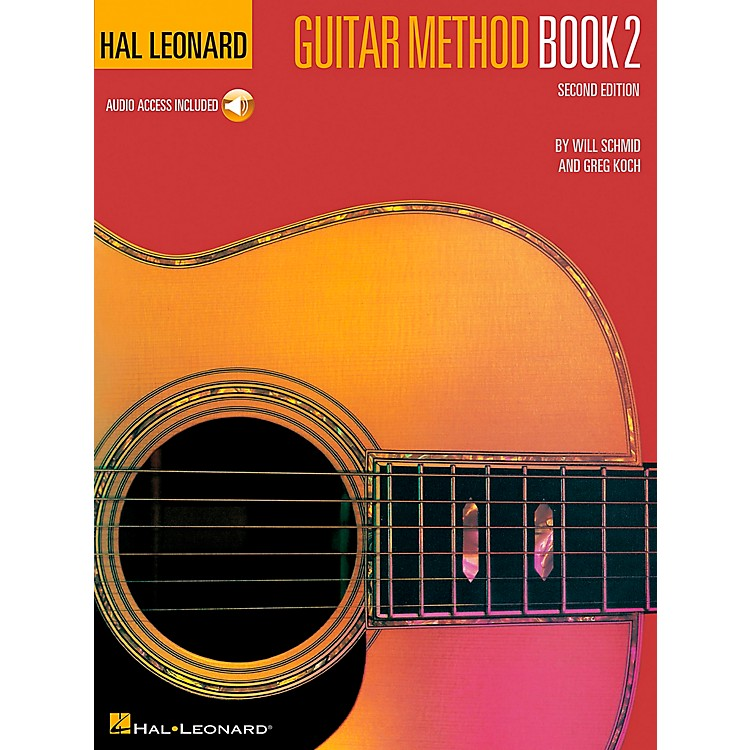 Hal Leonard Guitar Method - Book 2 Book/CD