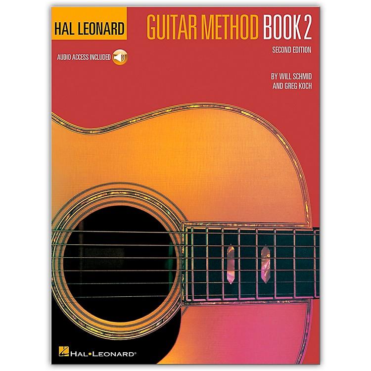 Hal LeonardGuitar Method - Book 2 Book/CD