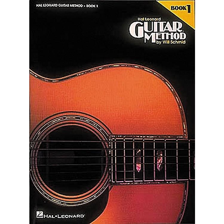 Hal LeonardGuitar Method Book 1