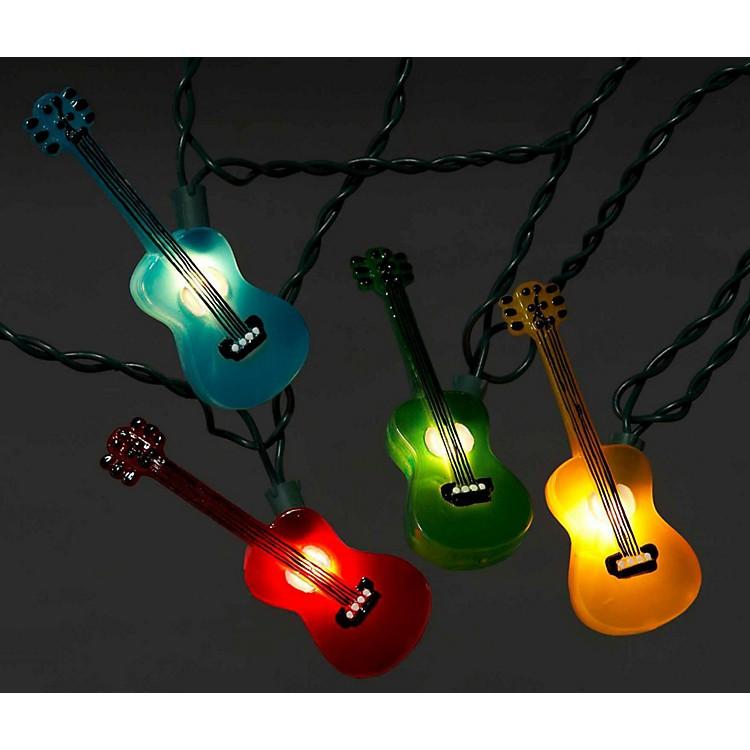 Kurt S. AdlerGuitar Multi-Color Light Set 10 Lights