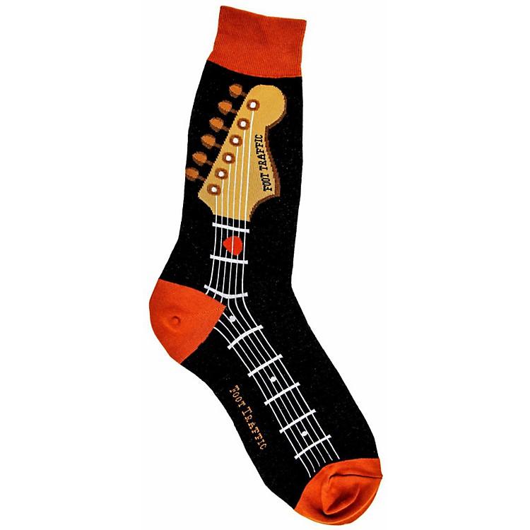Foot TrafficGuitar Neck Socks