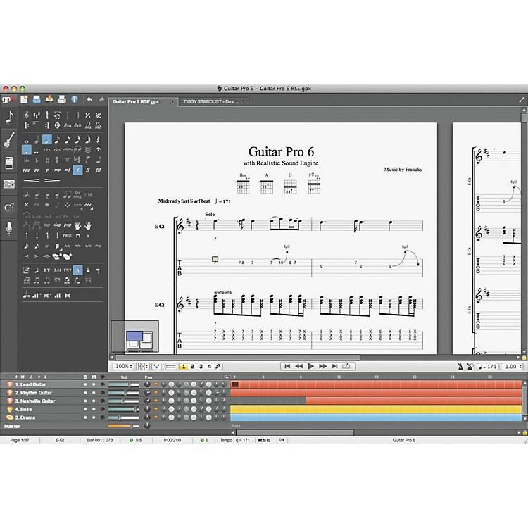 Arobas MusicGuitar Pro 6 Software DownloadSoftware Download