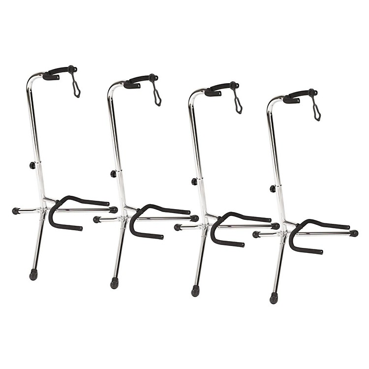 FretRest by Proline Guitar Stand (4 Pack) Chrome