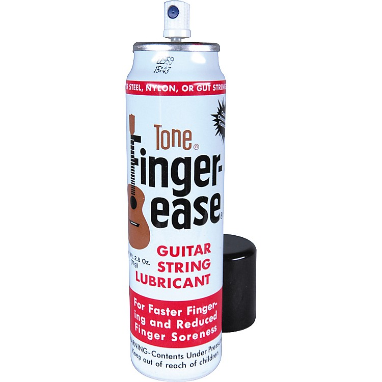 Fingerease Guitar String Lubricant