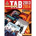 Hal Leonard Guitar Tab 2013-2014