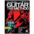 Hal Leonard Guitar Tab Method Books 1 & 2 Combo Edition Book/2CD Pack
