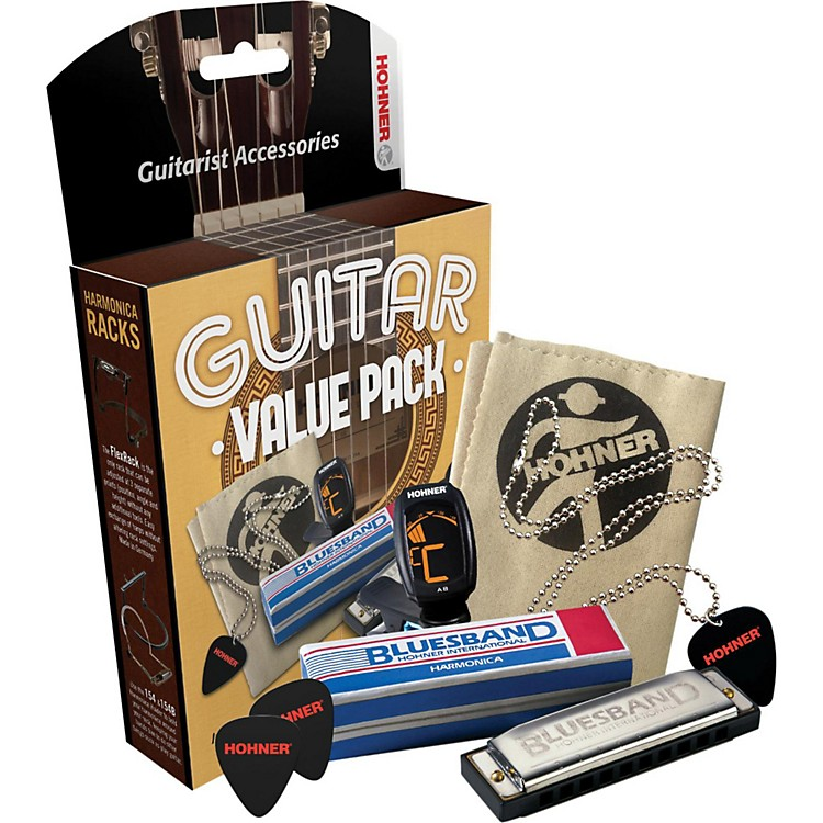 Hohner Guitar Value Pack Natural