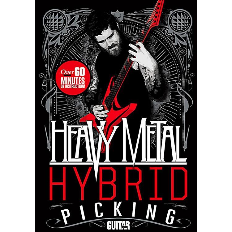 AlfredGuitar World Heavy Metal Hybrid Picking DVD