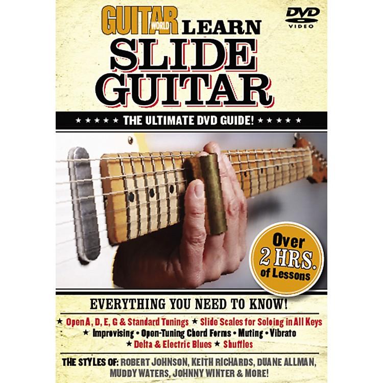 AlfredGuitar World: Learn Slide Guitar (DVD)