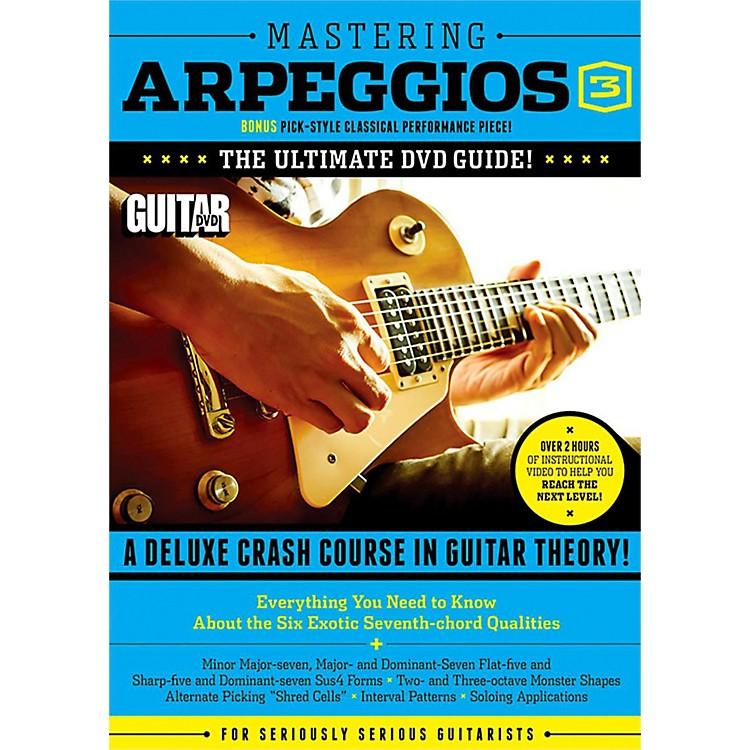 Guitar WorldGuitar World: Mastering Arpeggios 3 DVD