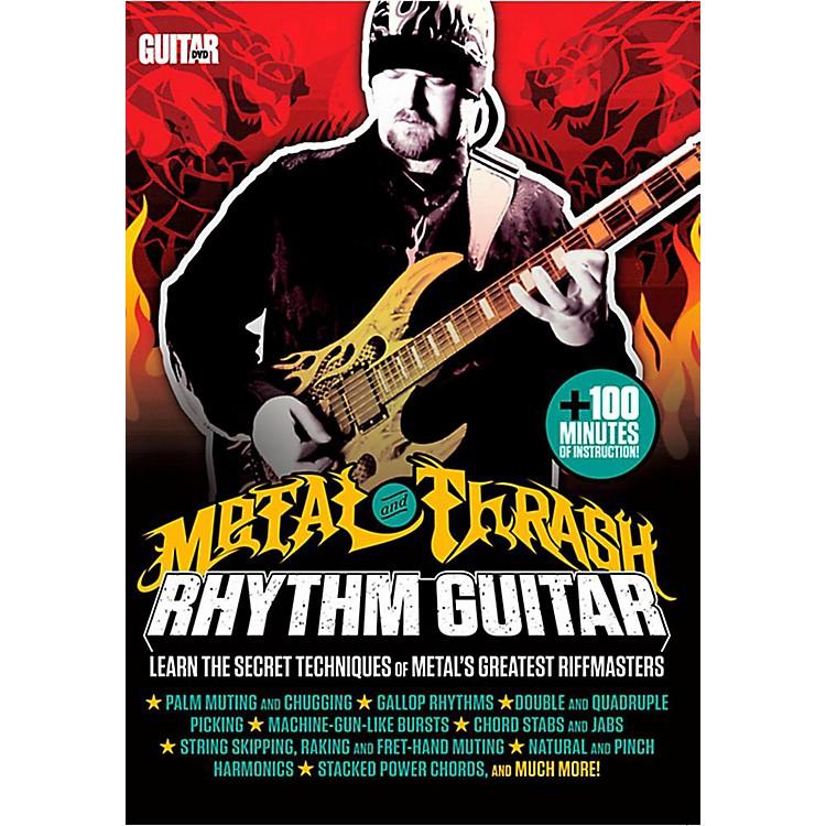 Guitar WorldGuitar World: Metal and Thrash Rhythm Guitar - Intermediate DVD