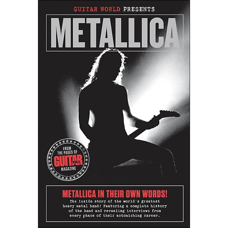Hal LeonardGuitar World Presents: Metallica Book