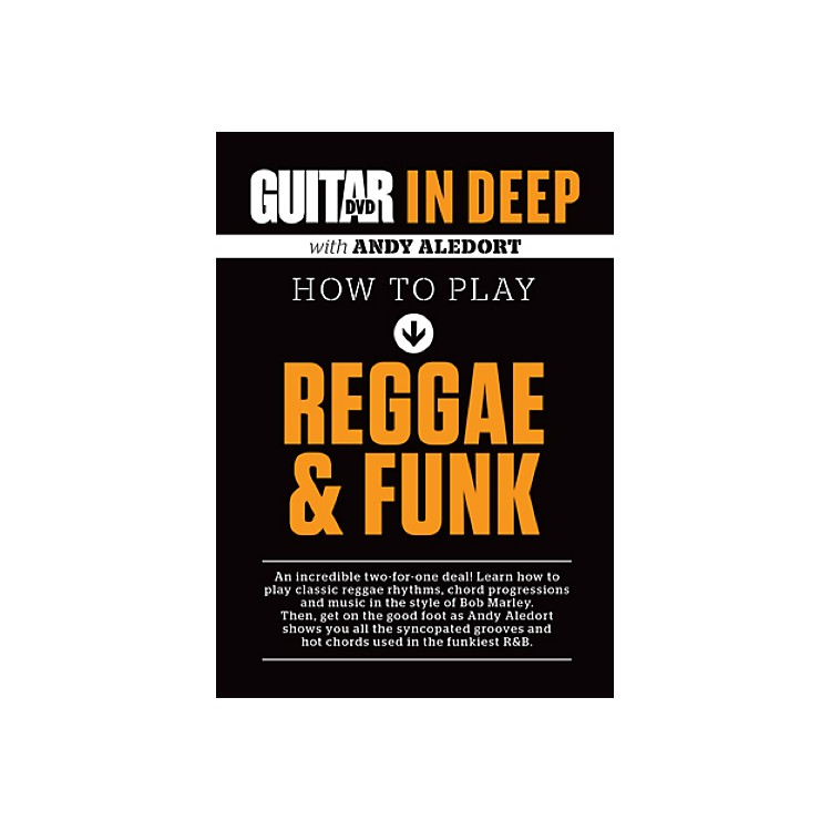 AlfredGuitar World in Deep: How to Play Reggae and Funk DVD