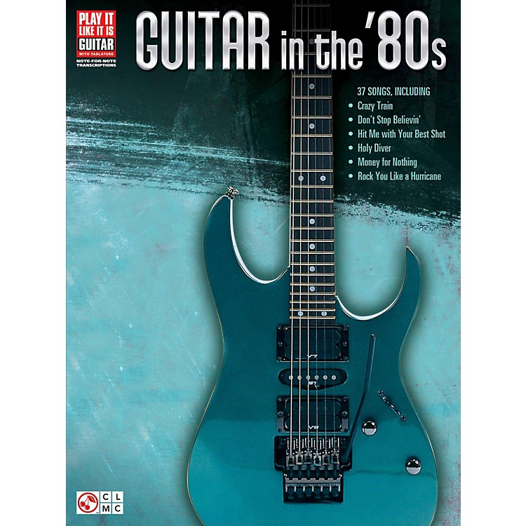 Cherry LaneGuitar in The '80s Tab Songbook