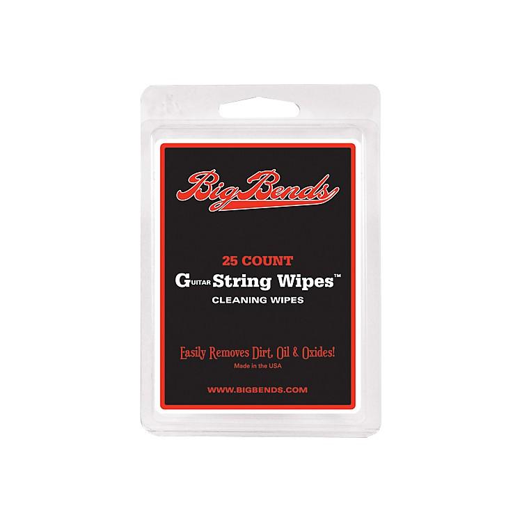 Big BendsGuitar string wipes