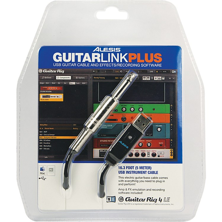 AlesisGuitarLink Plus