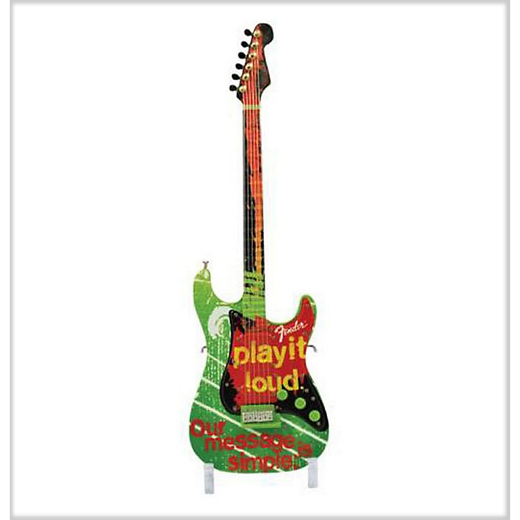 Fender GuitarMania Play It Loud Figurine
