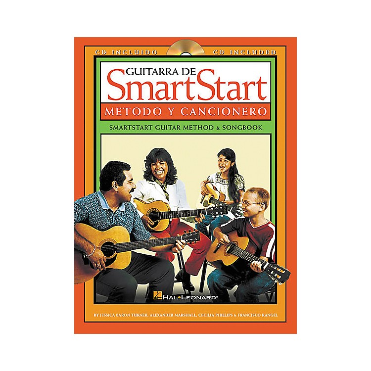 Hal Leonard Guitarra De SmartStart - Metodo y Cancionero Guitar Instruction Book