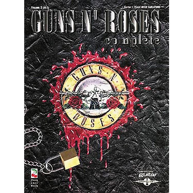 Hal LeonardGuns N' Roses Complete Guitar Tab Songbook Volume 2 M-Z