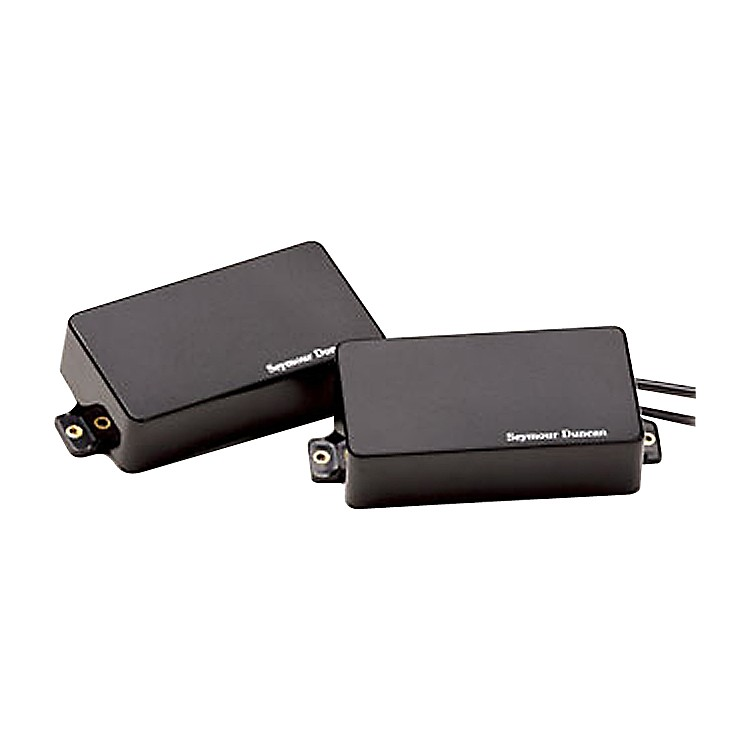 Seymour Duncan Gus G Signature Humbucker Pickup Set Black