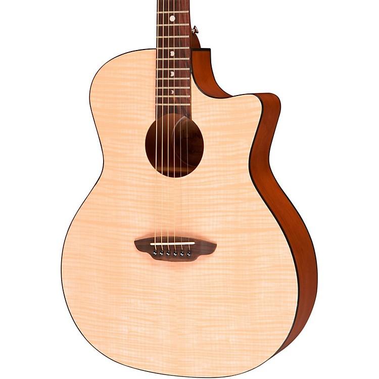 Luna GuitarsGypsy Flame Folk Acoustic Guitar