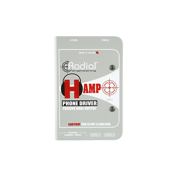 Radial Engineering H-Amp Headphone Driver