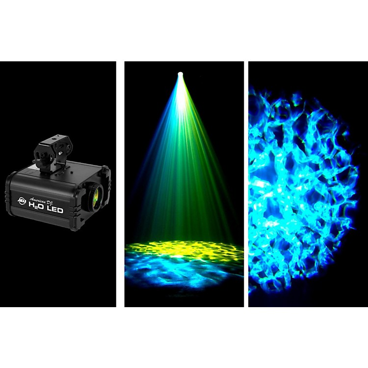 American DJ H20 LED Lighting Effect