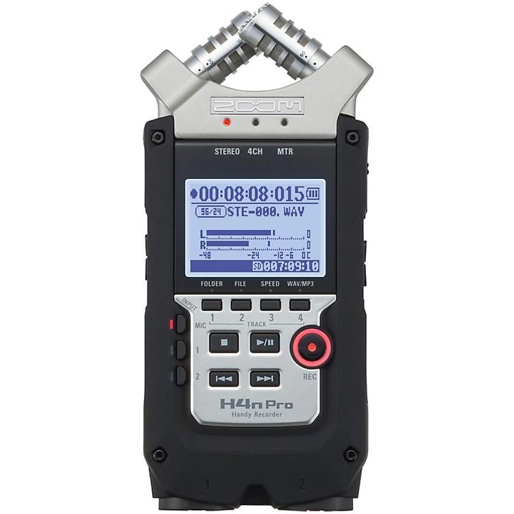 ZoomH4n Pro Handy Recorder